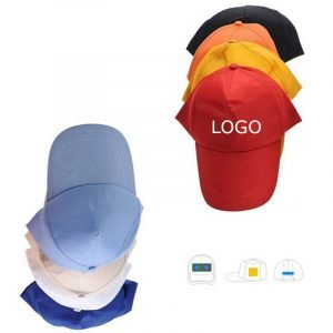 100% polyester travelling cap